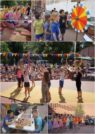 Hof- und Schulfest 2019